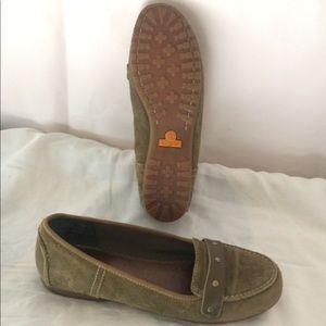 Timberland loafer flat anti slip NWOT sz9